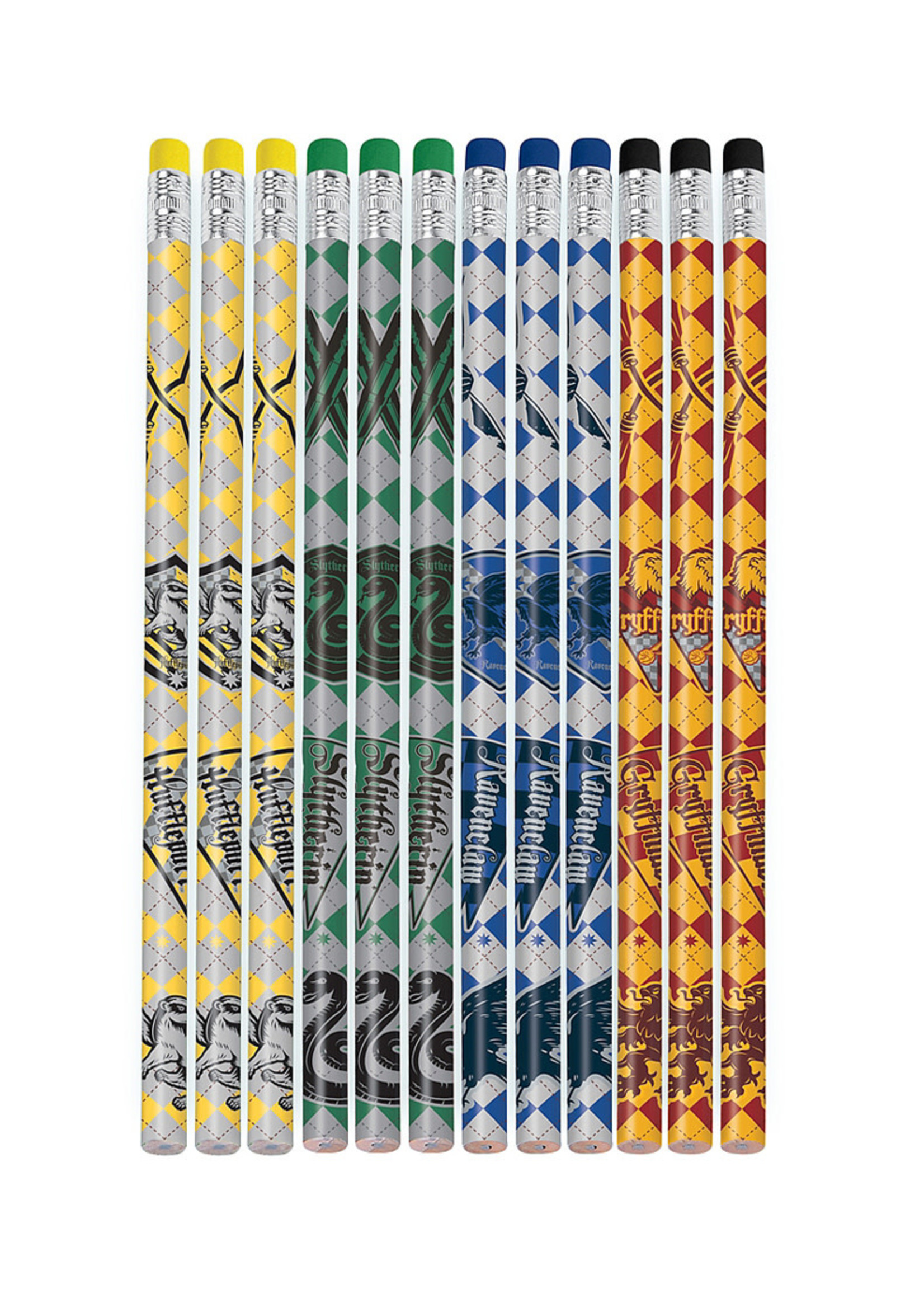 Harry Potter Pencils 12ct