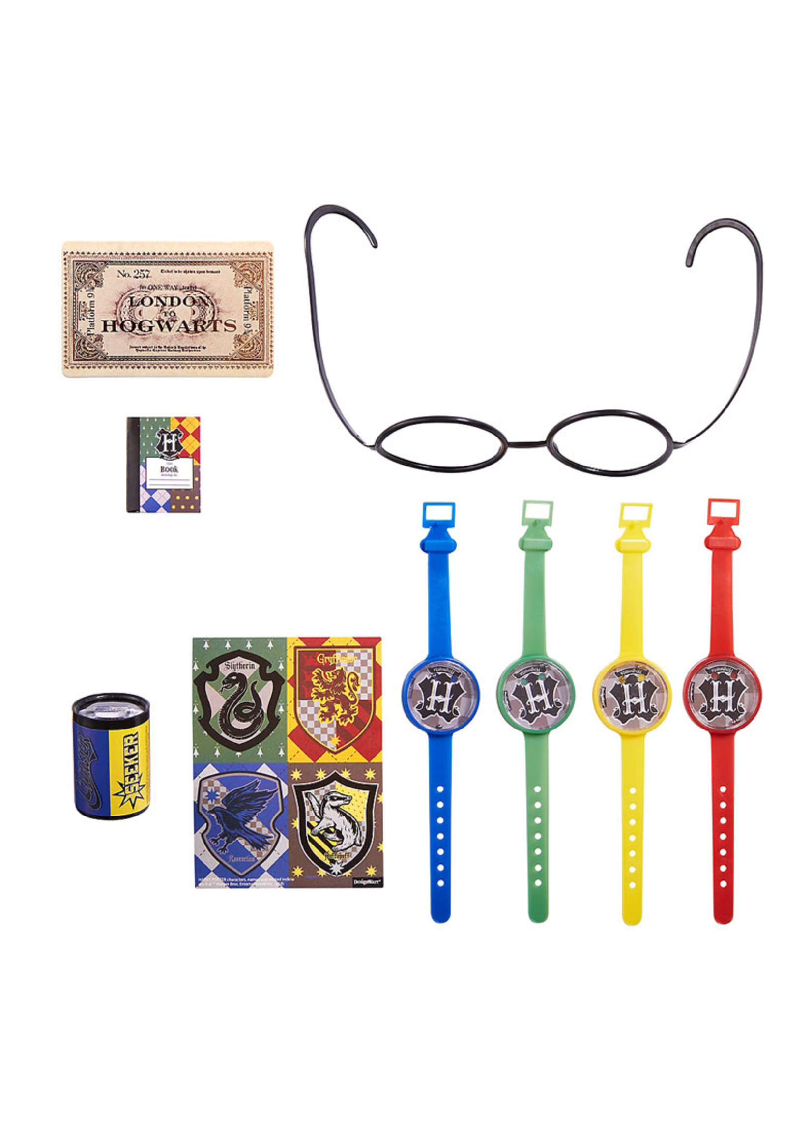 Harry Potter Favor Pack 48pc