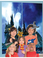 Harry Potter Scene Setter with Photo Booth Props