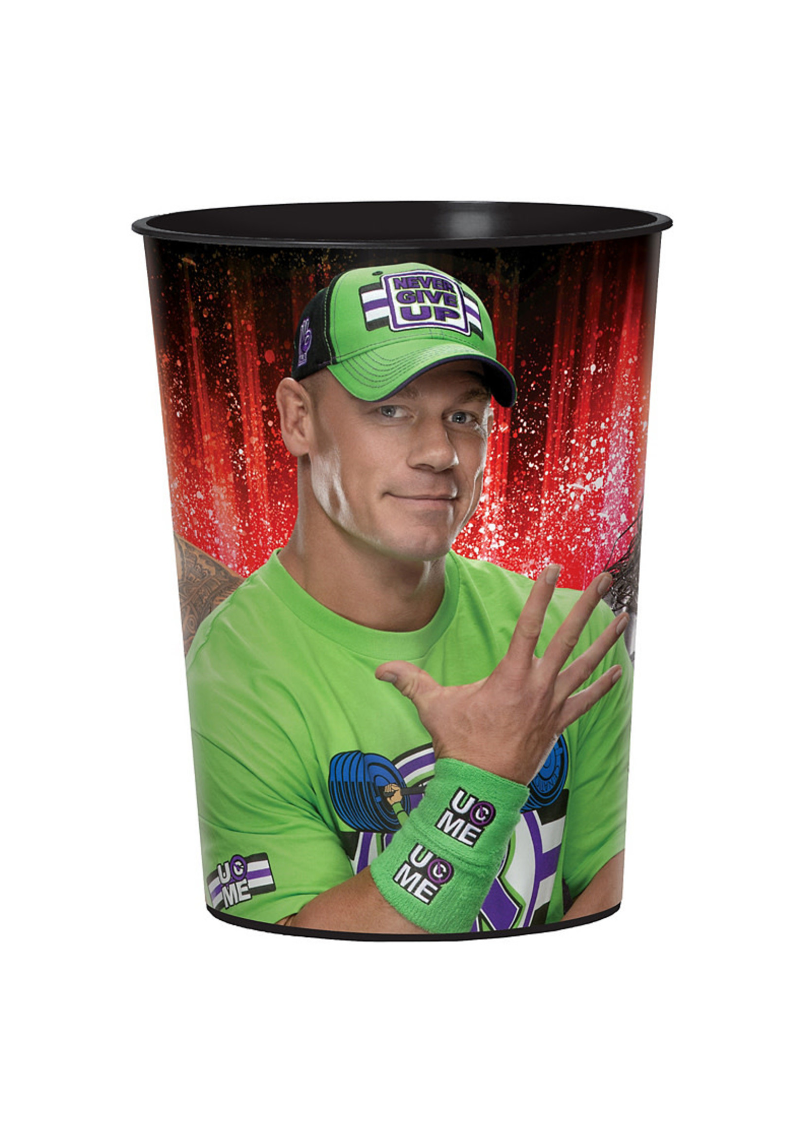 WWE Champion Favor Cup