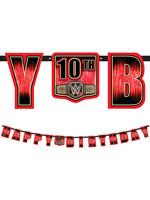 WWE Champion Jumbo Add an Age Banner