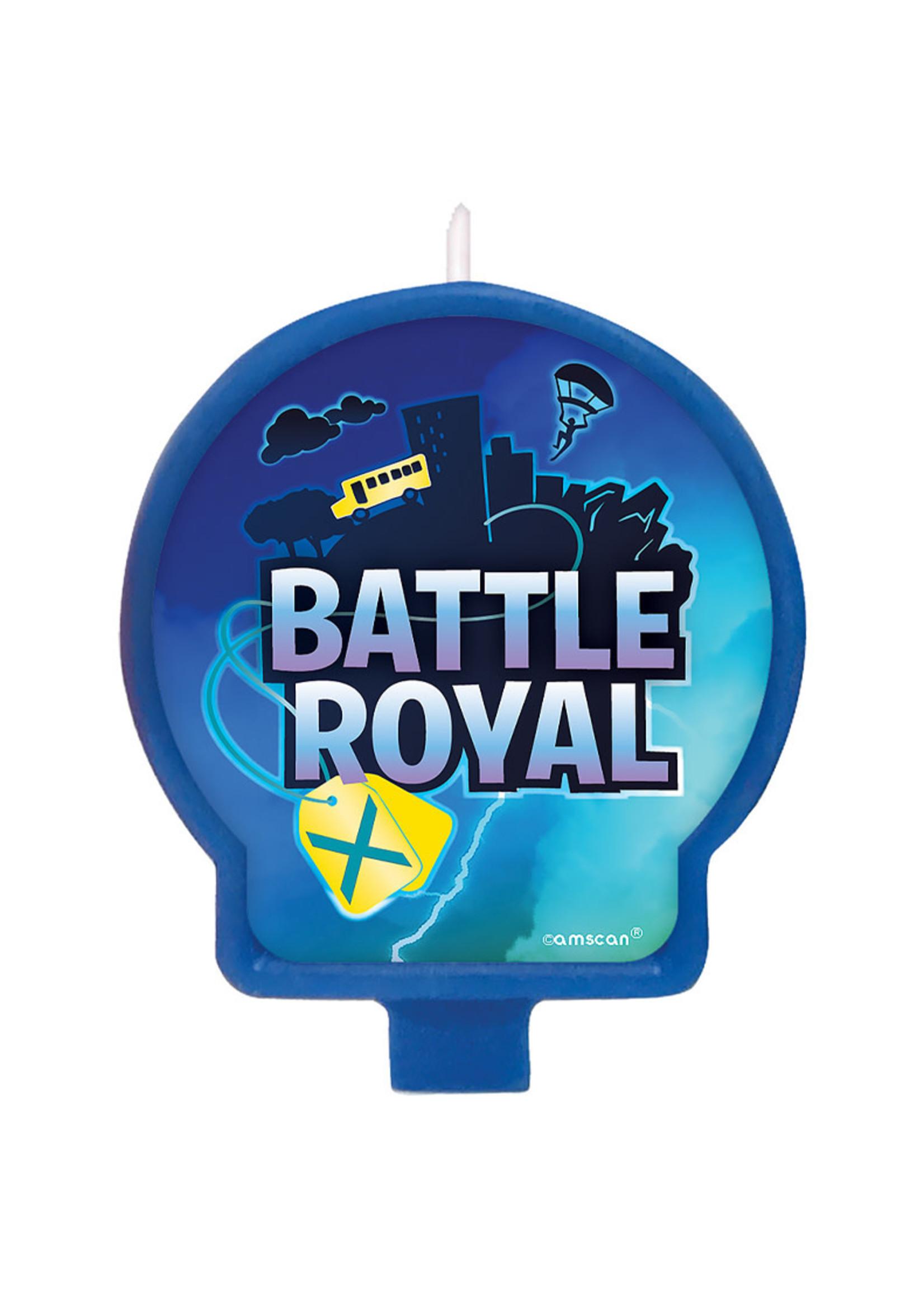 Battle Royal Candle