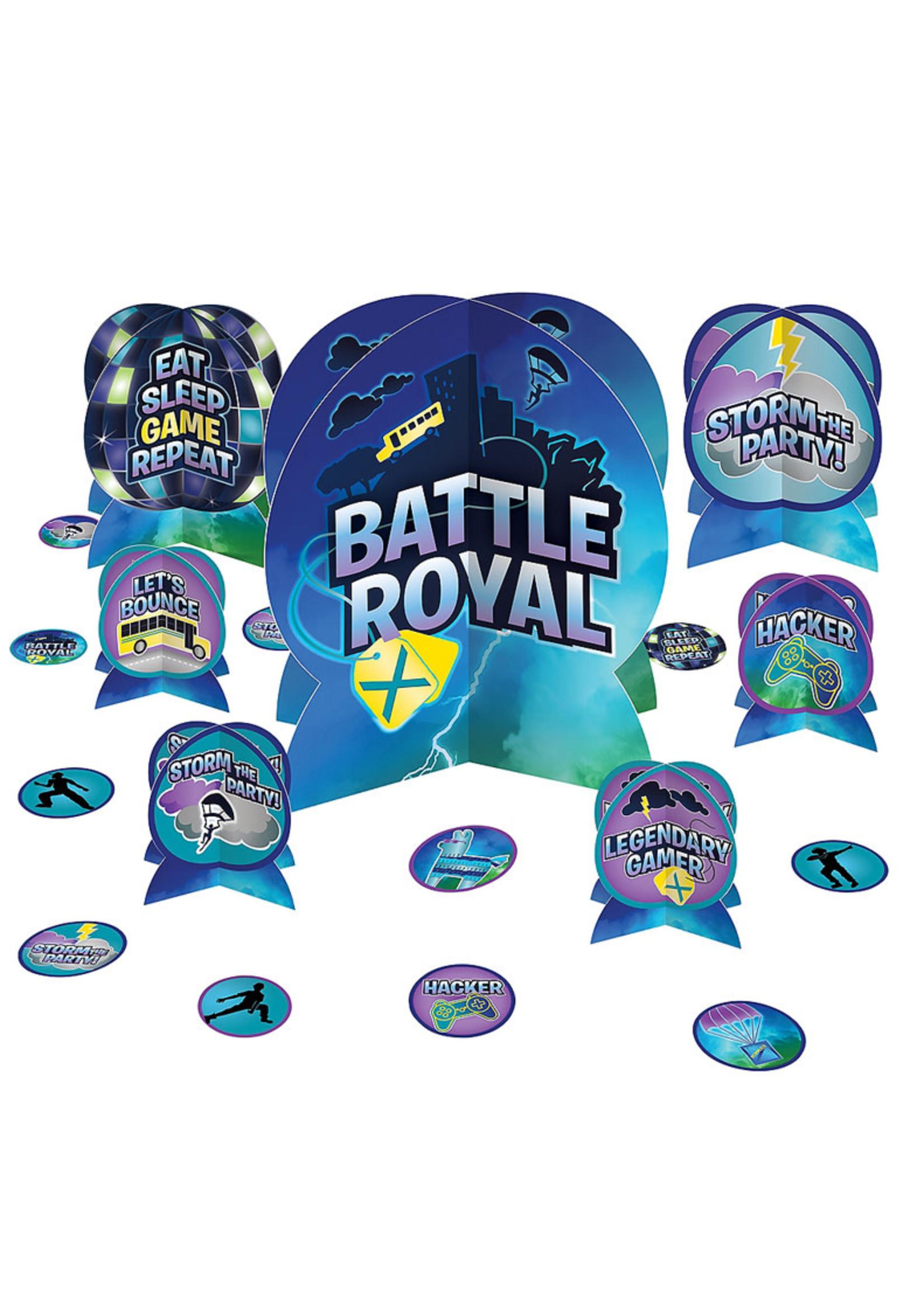 Battle Royal Table Decorating Kit 27pc