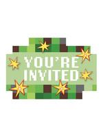 TNT Party! Invitations 8ct