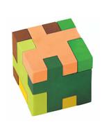 TNT Party Cube Puzzle Eraser - 12ct