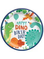 Dino-Mite Dinner Plates 8ct