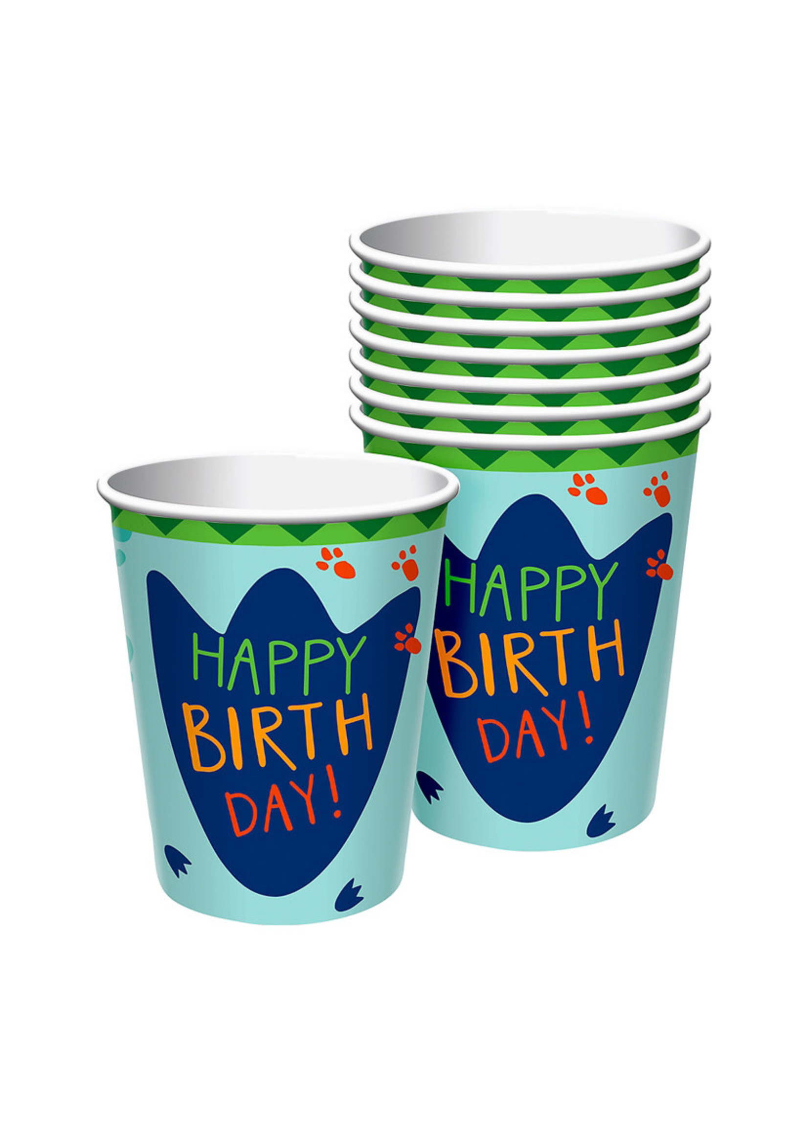 Dino-Mite Cups 8ct