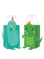 Dino-Mite Create Your Own Favor Bag Kit 8ct