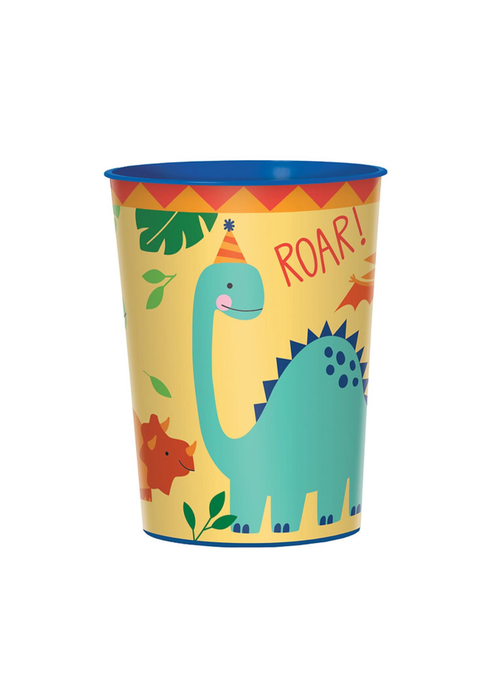 Dino-Mite Favor Cup