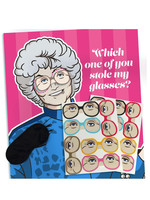 PRIME PARTY Golden Girls Pin-the-Glasses on Sophia Party Game