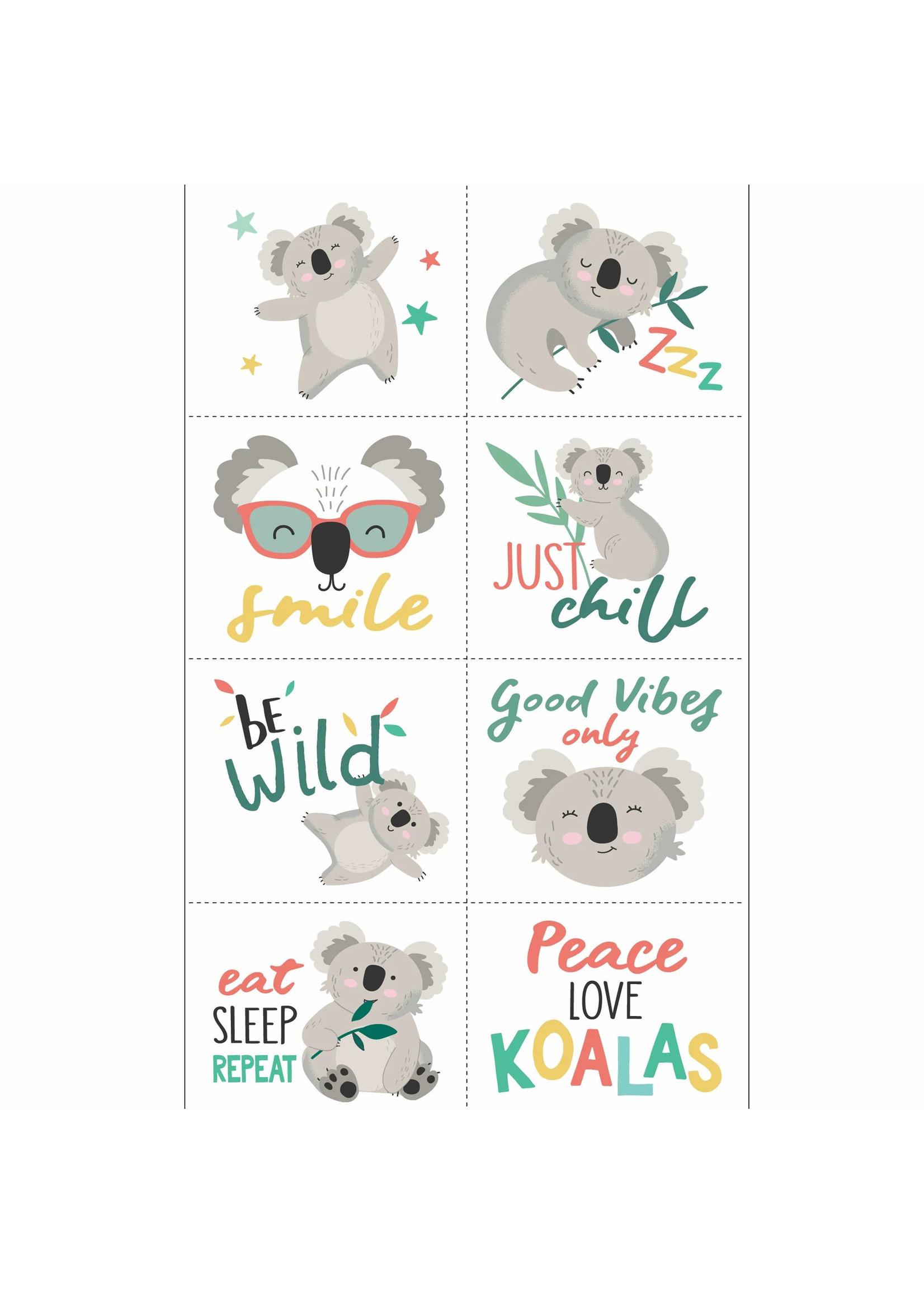 Koala Tattoos