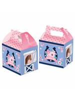 Saddle Up Treat Boxes - 8ct