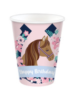 Saddle Up 9 oz. Cup - 8ct