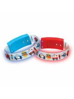 First Responders Light-Up Bracelet - 4ct