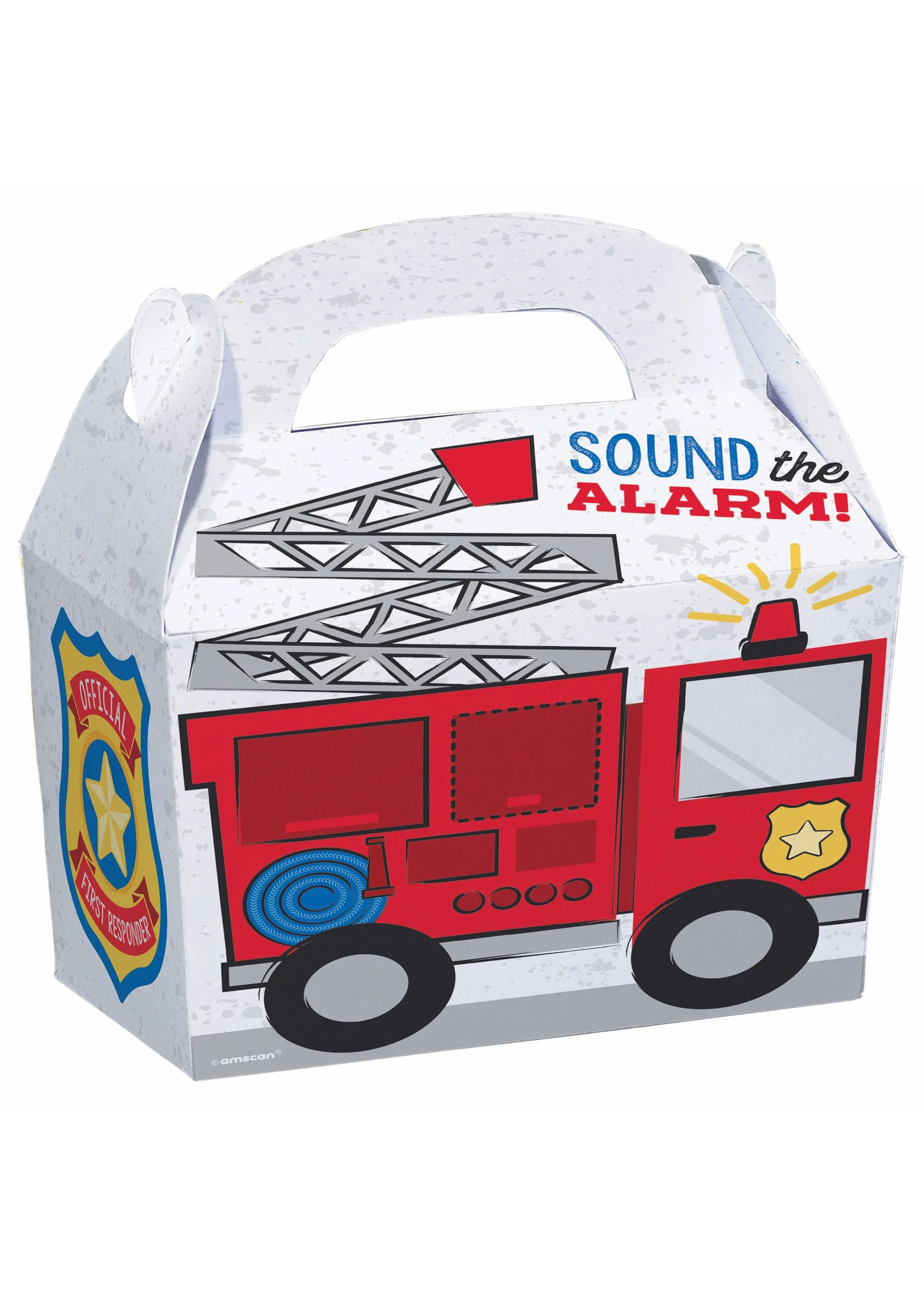 First Responders Treat Boxes - 8ct