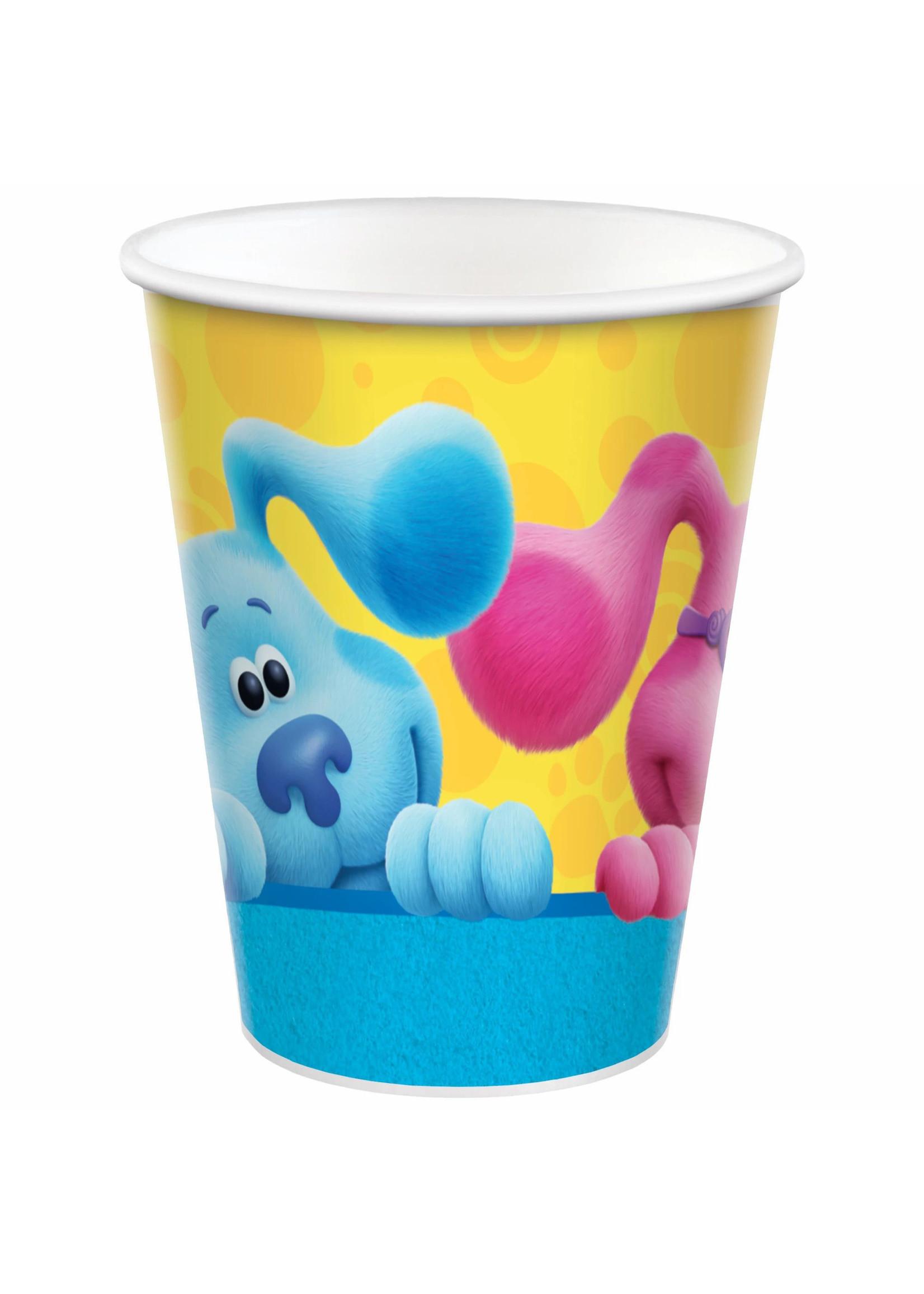 Blues Clues Cups, 9 oz. - 8ct
