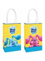 Blues Clues Printed Paper Kraft Bags - 8ct