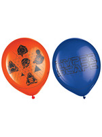 Hyper Scape Latex Balloons - 6ct