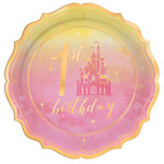 "1st Birthday - Disney Princess ""Once Upon A Time"""