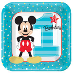 1st Birthday - Mickey Mouse