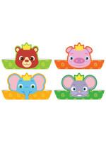 Cocomelon Paper Crowns- 8ct