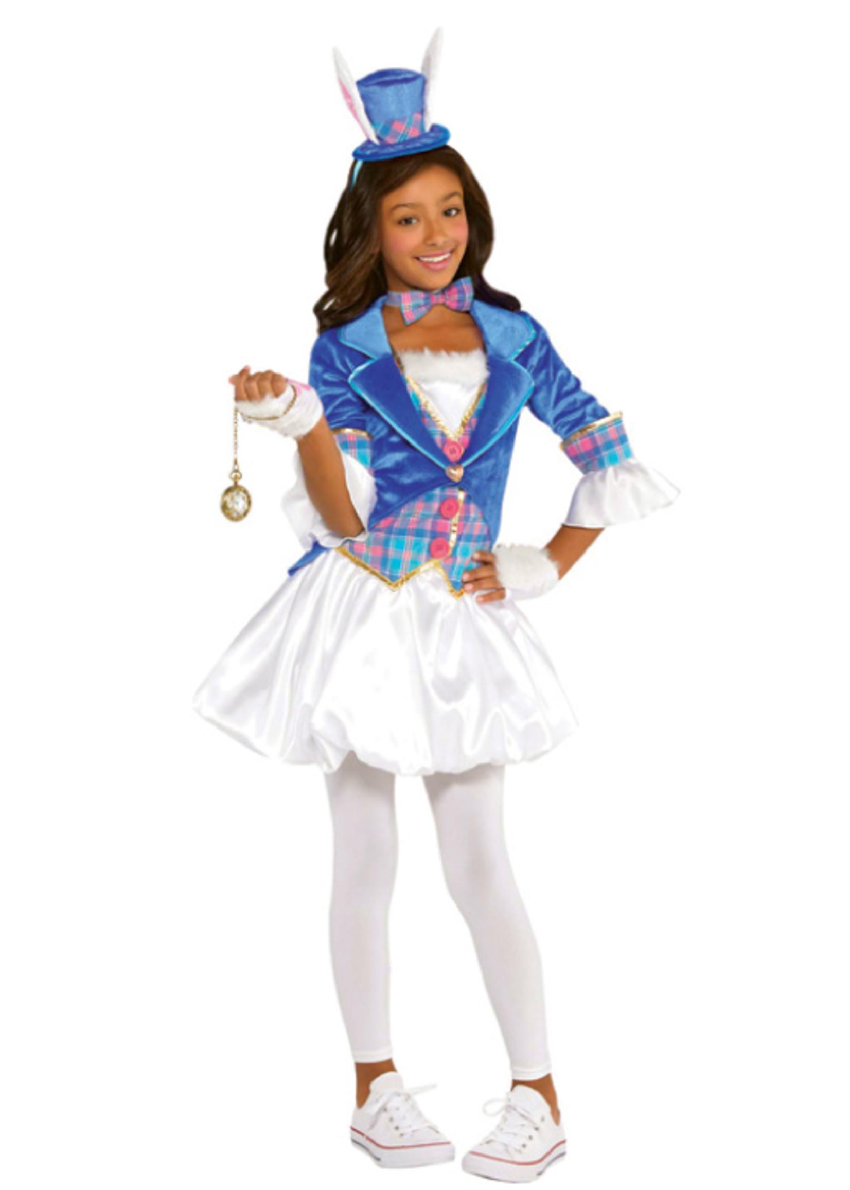 Down the Rabbit Hole Costume- Girls