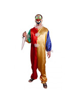 TRICK OR TREAT Young Michael  Myers Clown Costume - Boys
