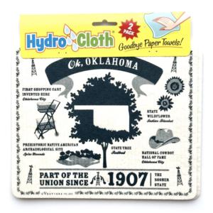 Fiddler's Elbow Hydro Cloth Set   OK & USA
