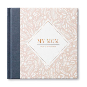 Compendium Book | My Mom Her Words