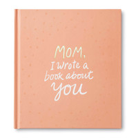 Compendium Book | Mom I Wrote A Book About You