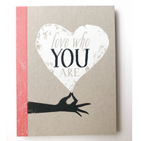 Compendium Book | Love Who You Are