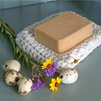 Dulce De Donke Soap | Donkey Milk | Quail Egg & Beet Root