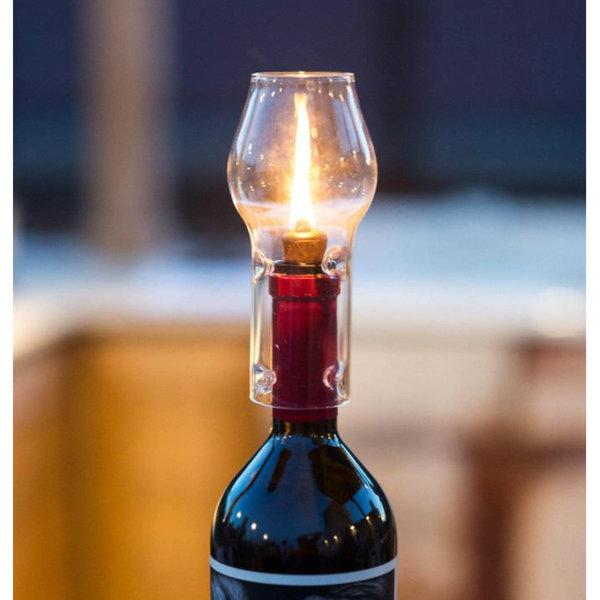 WineLight Cork Wick | Sand Ceramic