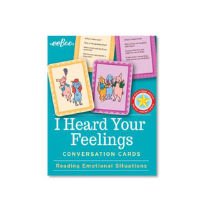EEBOO Flashcards|I Heard Your Feelings