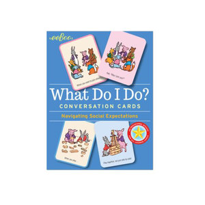 EEBOO Flashcards | What Do I Do?