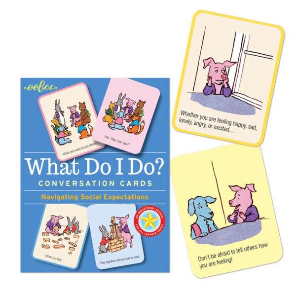 Flashcards   What Do I Do?