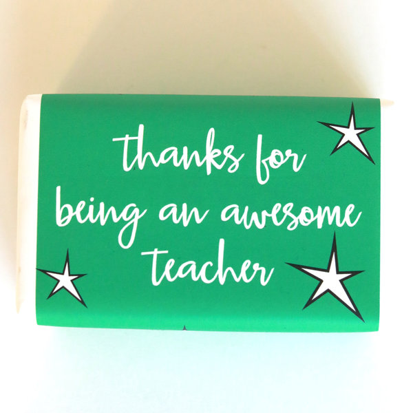 Huxter Soap Bar | Awesome Teacher