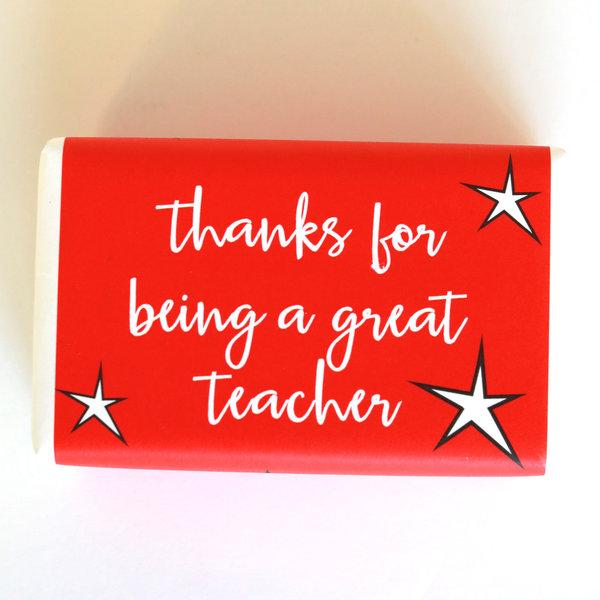 Huxter Soap Bar | Great Teacher