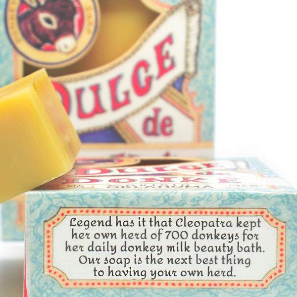 Dulce De Donke Soap|Donkey Milk|Pure Unscented