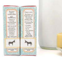 Dulce De Donke Soap | Donkey Milk | Pure Unscented