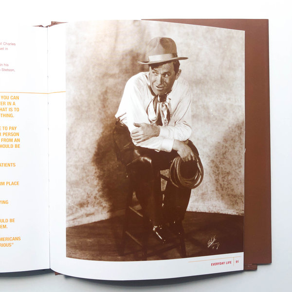 Gibbs Smith Book | The Quotable Will Rogers