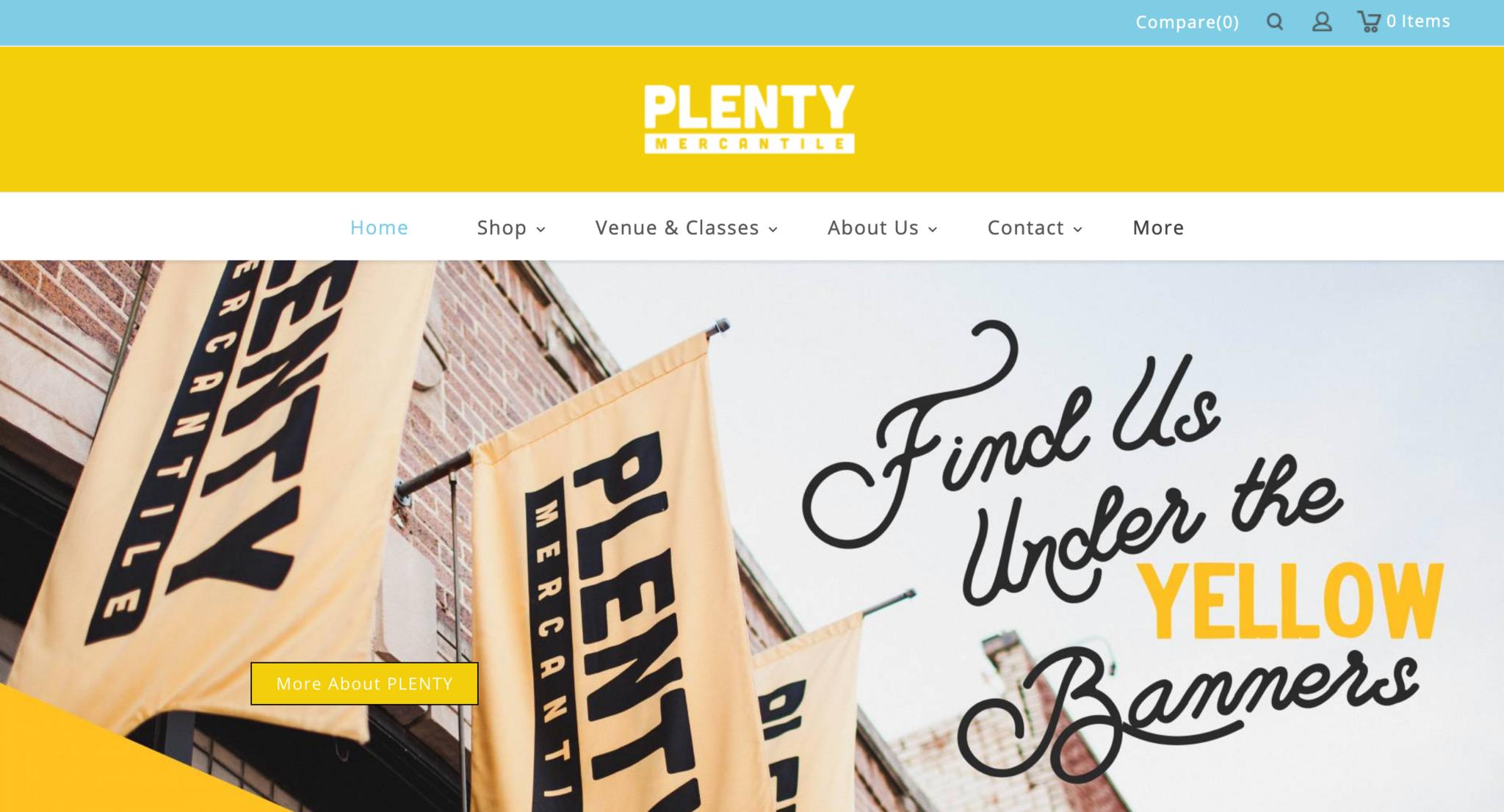 plentymercantile.com