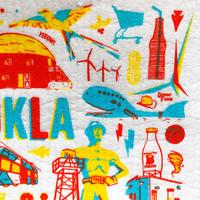 Cose Nuove Swedish Dishcloth | Oklahoma Icons