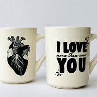 Mug | Anatomical Heart