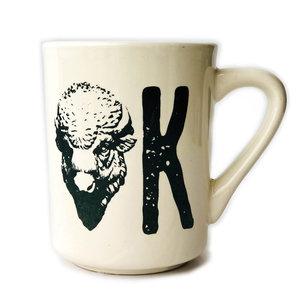 Ink & Etch Diner Mug|OK Buffalo