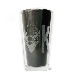 Pint Glass | OK Buffalo