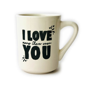 Ink & Etch Mug | I Love You