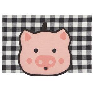 Now Designs Potholder & Towel | Penny Pig