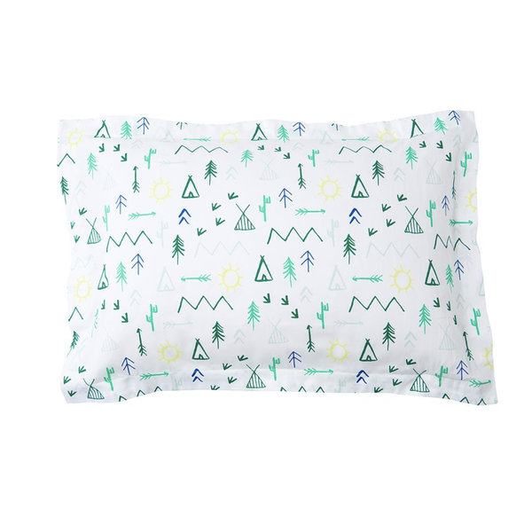Pillow Sham | Camp Ground