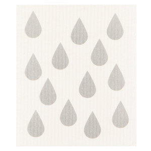 Now Designs Swedish Dishcloth | London Gray